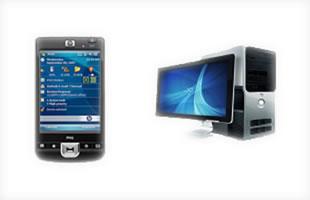 Serviceleistung Telefon und PC-Service