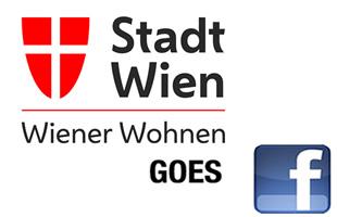 Wiener Wohnen auf Facebook
